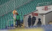 Официално: Без публика на футболните мачове до 31 август