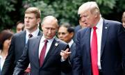Тръмп не разбира защо САЩ трябва да пазят Германия от Русия