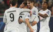 Байерн Мюнхен продължава с убедителната си серия в Шампионска лига