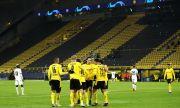 Брюж отнесе три гола от Борусия Дортмунд, Халанд вкара два от тях