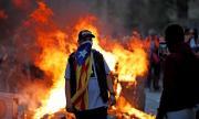 Испанската полиция арестува 21 души при акция срещу каталунски сепаратисти