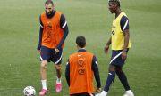 UEFA EURO 2020: Погба: Никой не се съмнява в Бензема