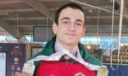 Нов медал за България на европейско по вдигане на тежести