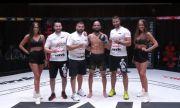 Голяма българска победа на ММА галавечер в Хърватия