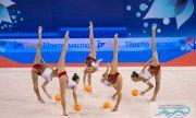 Европейска титла за България в художествената гимнастика!
