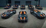 Bugattiпроизведе първите осемChiron Super Sport 300+