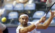 Григор Димитров срещу удобен съперник на четвъртфинала в Рим