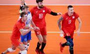 Руските волейболисти биха шута на Бразилия от Олимпиадата