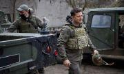 Заплахата от голяма война в Украйна значително намаля