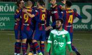 РБ Залцбург удари Барселона в контрола