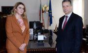 Правосъдният министър Янаки Стоилов встъпи в длъжност