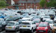 Половината британци забравят къде са паркирали