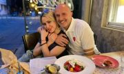 Мария Бакалова отново в България. Ето с кого вечеря