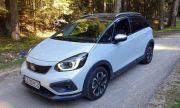 Тест и БГ цени на новата Honda Jazz Crosstar