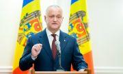 Додон не очаква протести в Молдова
