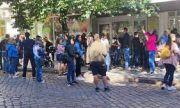 Протестните блокади в Стара Загора продължават