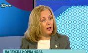 Надежда Йорданова: Начинът на въвеждане на сертификата е безобразен