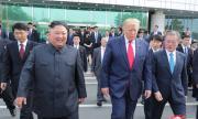 Тръмп: Ким може да ми изпрати ваза, а не ракета