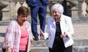 Финансовият министър на САЩ не вдига телефона на Кристалина Георгиева