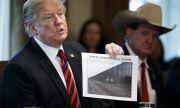 Пентагонът няма да харчи средства за отбрана за строежа на стената с Мексико