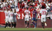 Севиля и Леванте си спретнаха истинска футболна престрелка