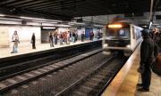 Срив в метрото на Рим