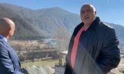 Борисов запозна проф. Мутафчийски със строежа на АМ