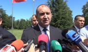 Румен Радев иска независима експертиза за записите с Бойко Борисов