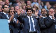 Шейх Мансур поема разходите на феновете, които ще подкрепят Ман Сити във финала на ШЛ