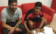 Барселона и Реал Мадрид следят ученик от Андалусия