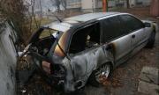 Пак горя кола в Бургас