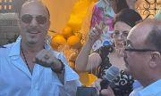 Стоян Канара: Малина е любовта на живота ми