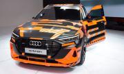 Audi добавя мощност на e-tron, за да отмъкне клиенти от Tesla