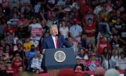 """Тръмп: Възможност за американците от """"всякакви раса, цвят, религия и кредо"""" (СНИМКИ)"""