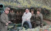 Северна Корея изстреля ракети