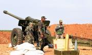 Девет загинали сирийски военни след турски обстрел