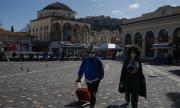 Край на църковните служби в Гърция