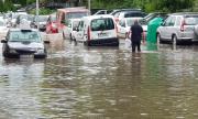 Пловдив под вода, улици и подллези са блокирани (ВИДЕО+СНИМКИ)