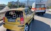 Катастрофира най-известният таксиджия във Враца