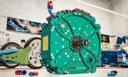 Електромотор с 1359 к.с. за коли на ток