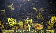 Фенове на Борусия Дортмунд превърнаха в ад престоя на Манчестър Сити в Германия