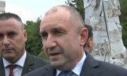 Радев: Формацията на Петков и Василев ще внесе раздвижване, време е за коалиция