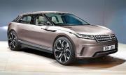Range Rover готви малък електрически кросоувър