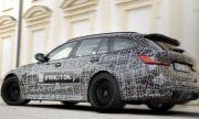 BMW загатва за скорошно представяне на практичното M3 комби