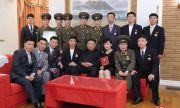 Северна и Южна Корея проведоха първия от 13 месеца разговор