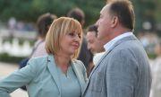 Щракнаха Мая Манолова и мъжа ѝ на вечеря (СНИМКА)