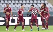 Торино нанесе тежък удар на Рома