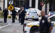 Напрежение! Простреляни полицаи по време на протест в американския град Луисвил