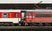 Прекъснато е движението на влаковете по направлението Русе - Каспичан