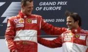 Фелипе Маса разказва за Михаел Шумахер след инцидента през 2013 година